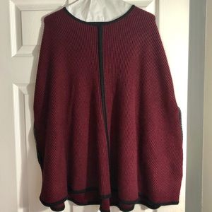 Gorgeous Forever 21 Contemporary Poncho Sweater